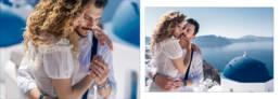 Santorini Secret - abbraccio