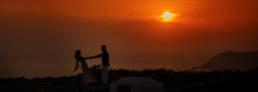 Santorini Secret - tramonto